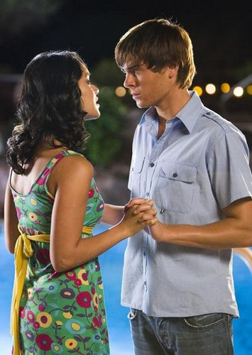 Troy and Gabriella <3