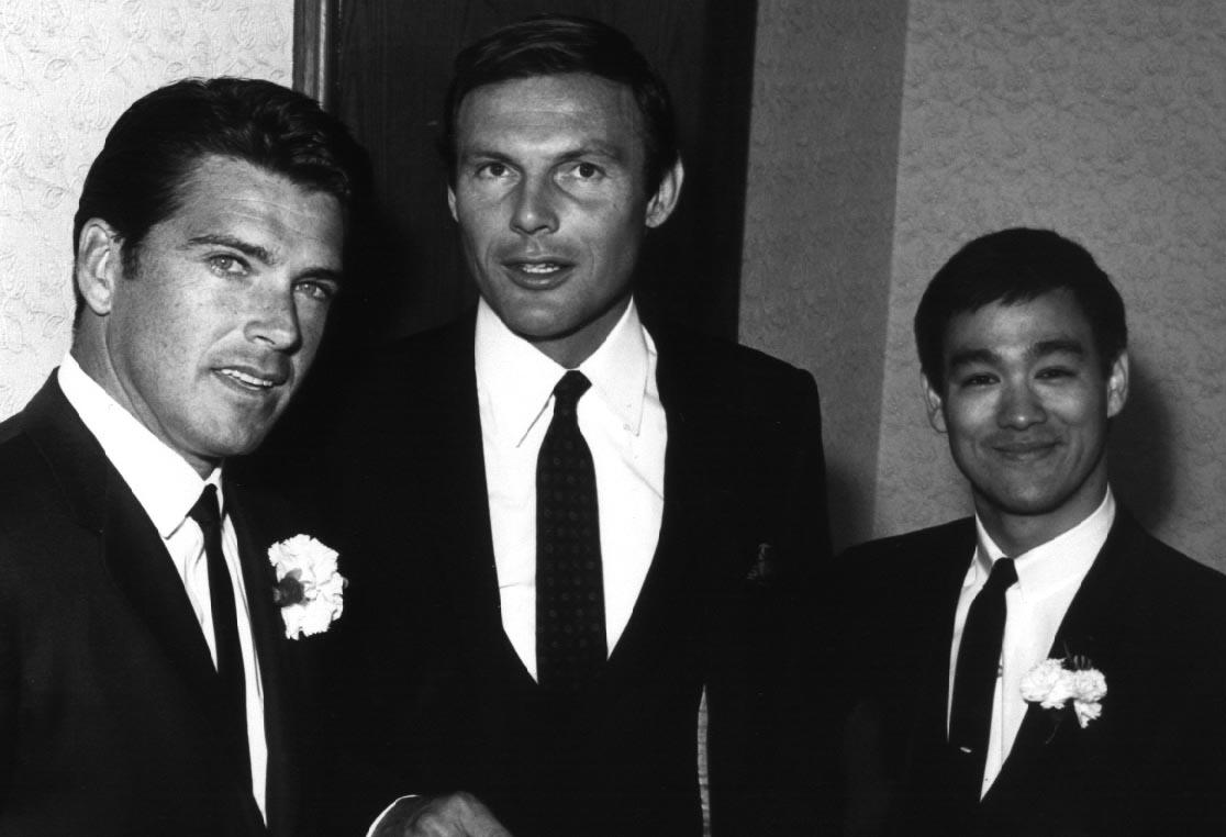 Van Williams,Adam West+Bruce Lee