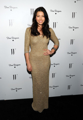 W Magazine&#39;s 69th Annual Golden Globe Awards Celebration - jessica-biel Photo