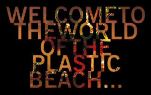 Welcome to the World of the Plastic Beach - gorillaz Photo
