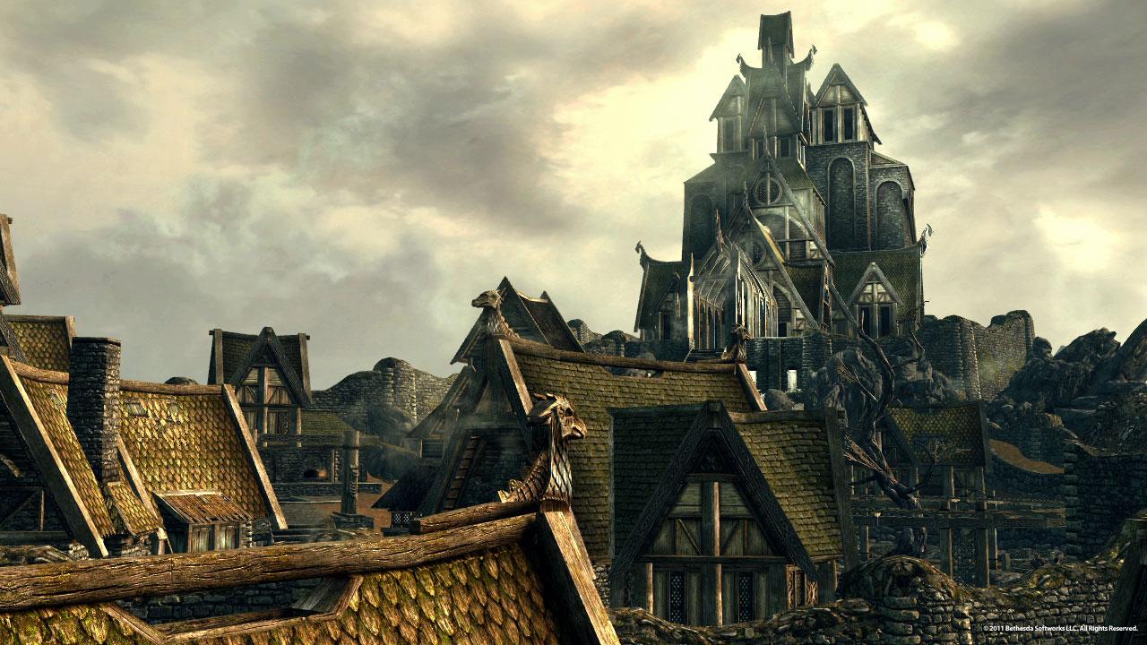 Whiterun Elder Scrolls V Skyrim Photo 28219731 Fanpop