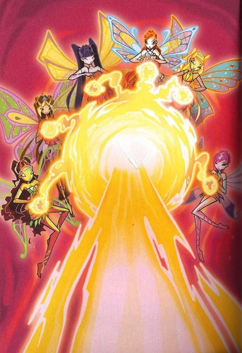 Winx Club Enchantix New 이미지