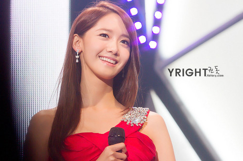 Yoona @ SBS Gayo Daejun
