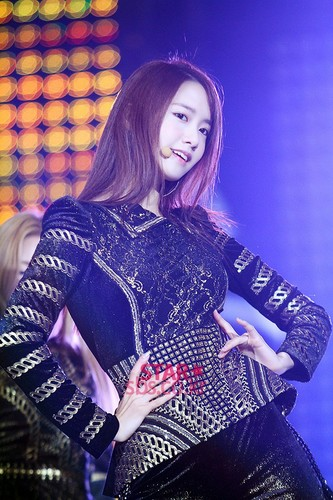 Yoona @ SBS musique Festival Official Pictures