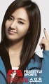Yuri @ JCE Freestyle Sports Photocard