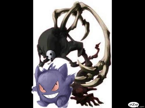 arakune as pokemon trainer