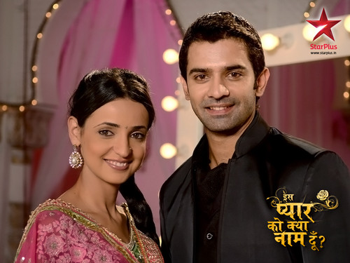 iss pyaar no kya naam doon fond d'écran called arshi forever