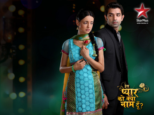 Iss Pyar Ko Kya Naam Doon wallpaper with a bridesmaid entitled arshi forever