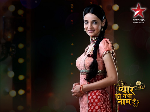 Iss Pyar Ko Kya Naam Doon wallpaper containing a dinner dress entitled arshi forever