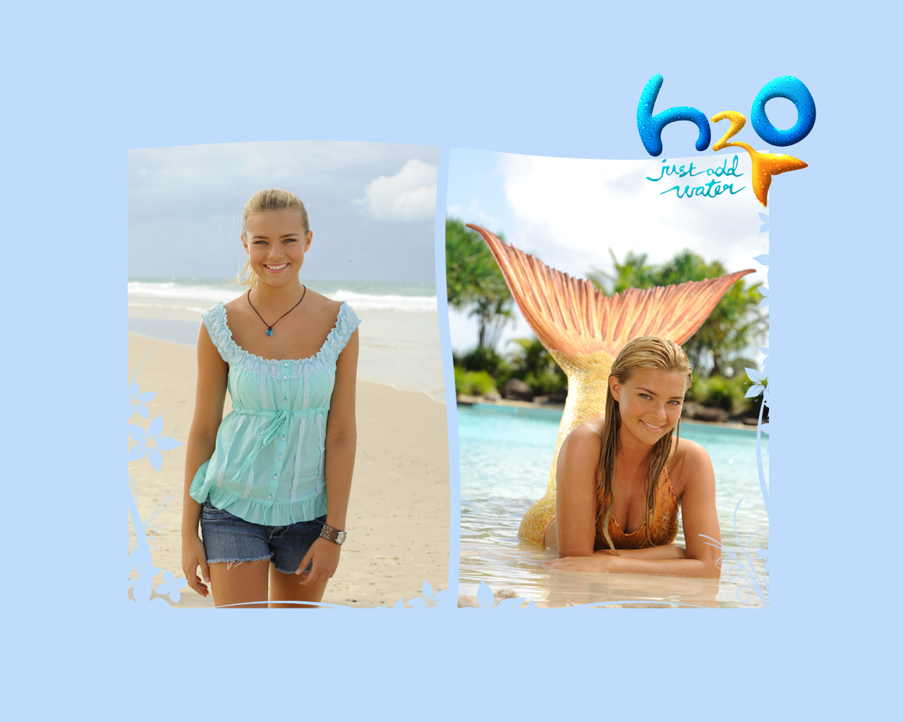 Bella h2o just add water movies t v shows wallpaper for H2o just add water film