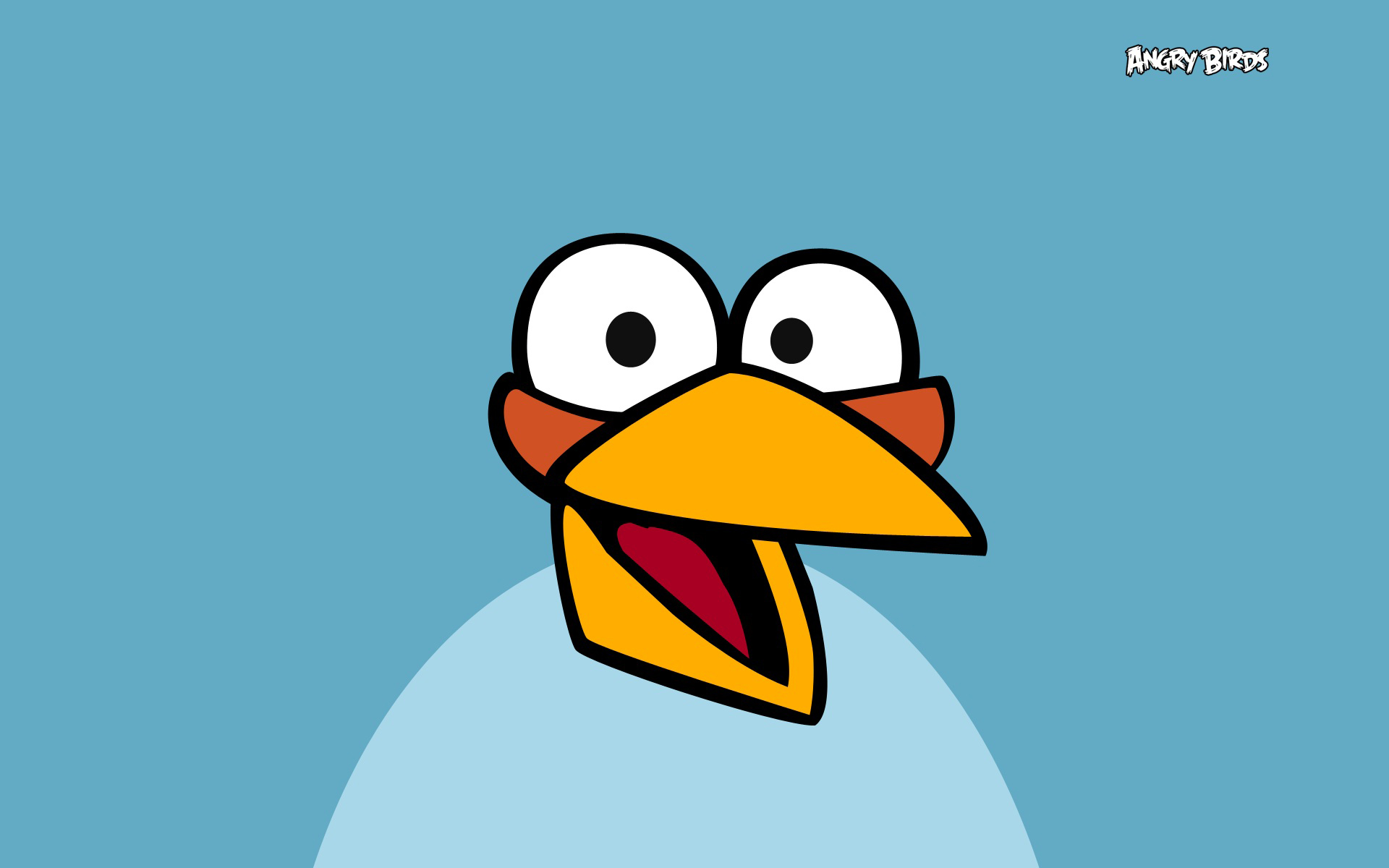 Angry Birds images blue HD wallpaper and background photos