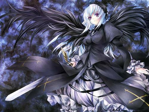 dark 天使