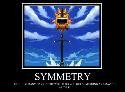 death the kid symmetry