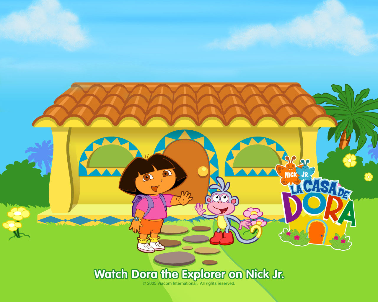 Movies T V Shows Images Dora The Explorer Hd Wallpaper And