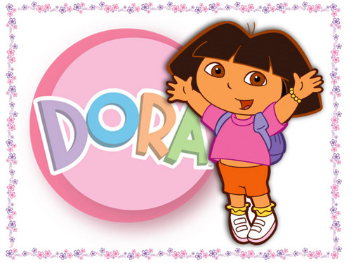 Filmes tv shows imagens dora the explorer hd wallpaper and filmes tv shows wallpaper titled dora the explorer voltagebd Image collections