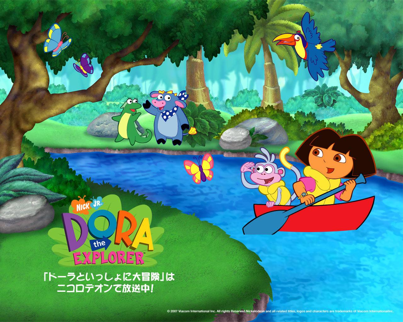 Movies & T.V Shows dora the explorer