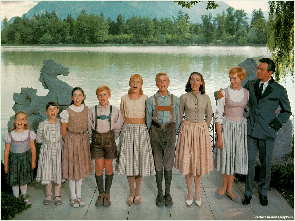 entire cast sound of music - Movies & T V Shows Photo