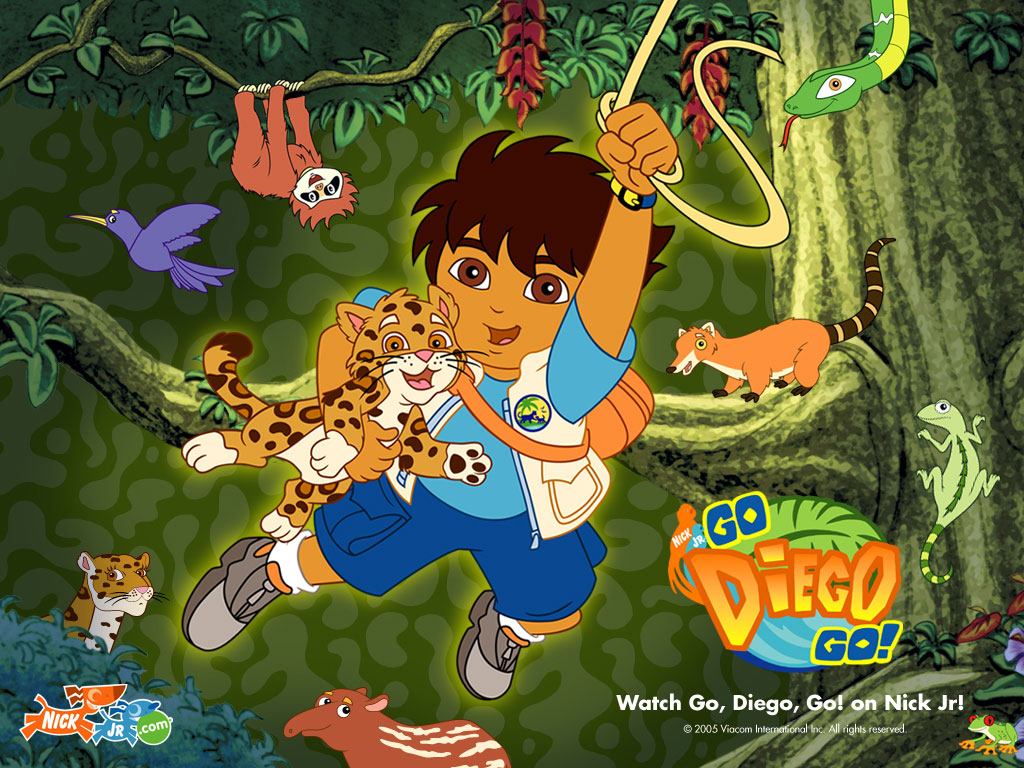 go diego movies amp tv shows wallpaper 28234506 fanpop