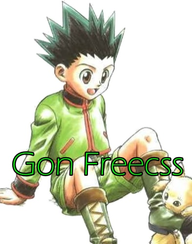 gon freecss images gon wallpaper and background photos 28264419