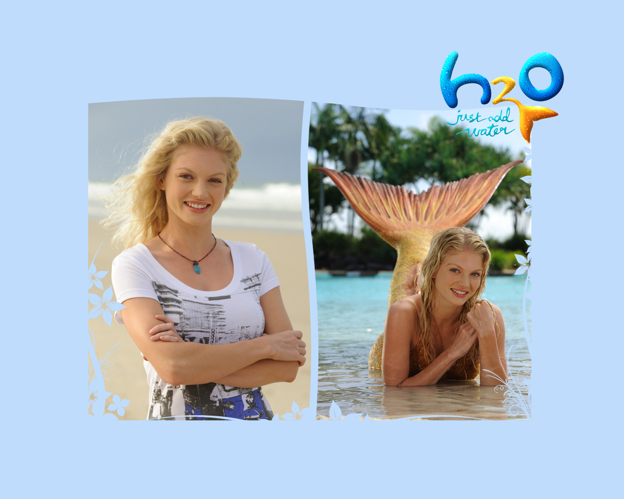 H2o rikki h2o just add water movies t v shows for H20 just add water cast