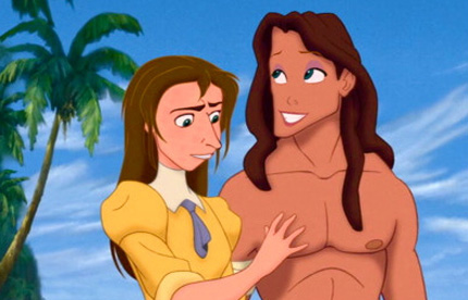 imagens of disney characters with other faces
