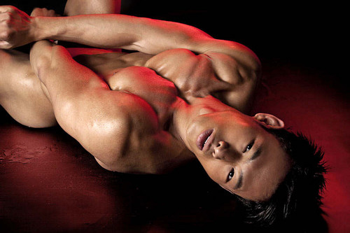 japanese Body Builder - hot-guys Photo