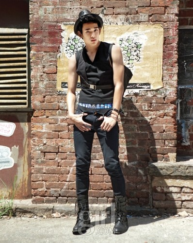 Kim SooHyun wallpaper containing a rua titled kim soo hyun