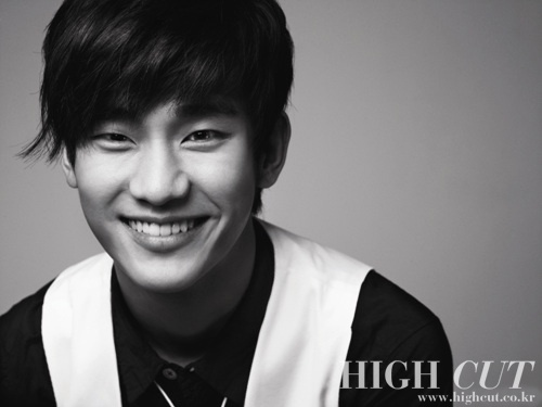 Kim SooHyun wallpaper possibly containing a portrait called kim soo hyun