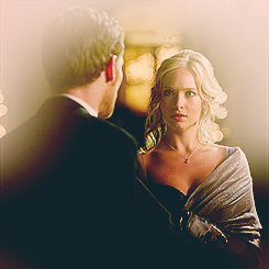 The Vampire Diaries Couples images klaus & caroline♥ wallpaper and background photos