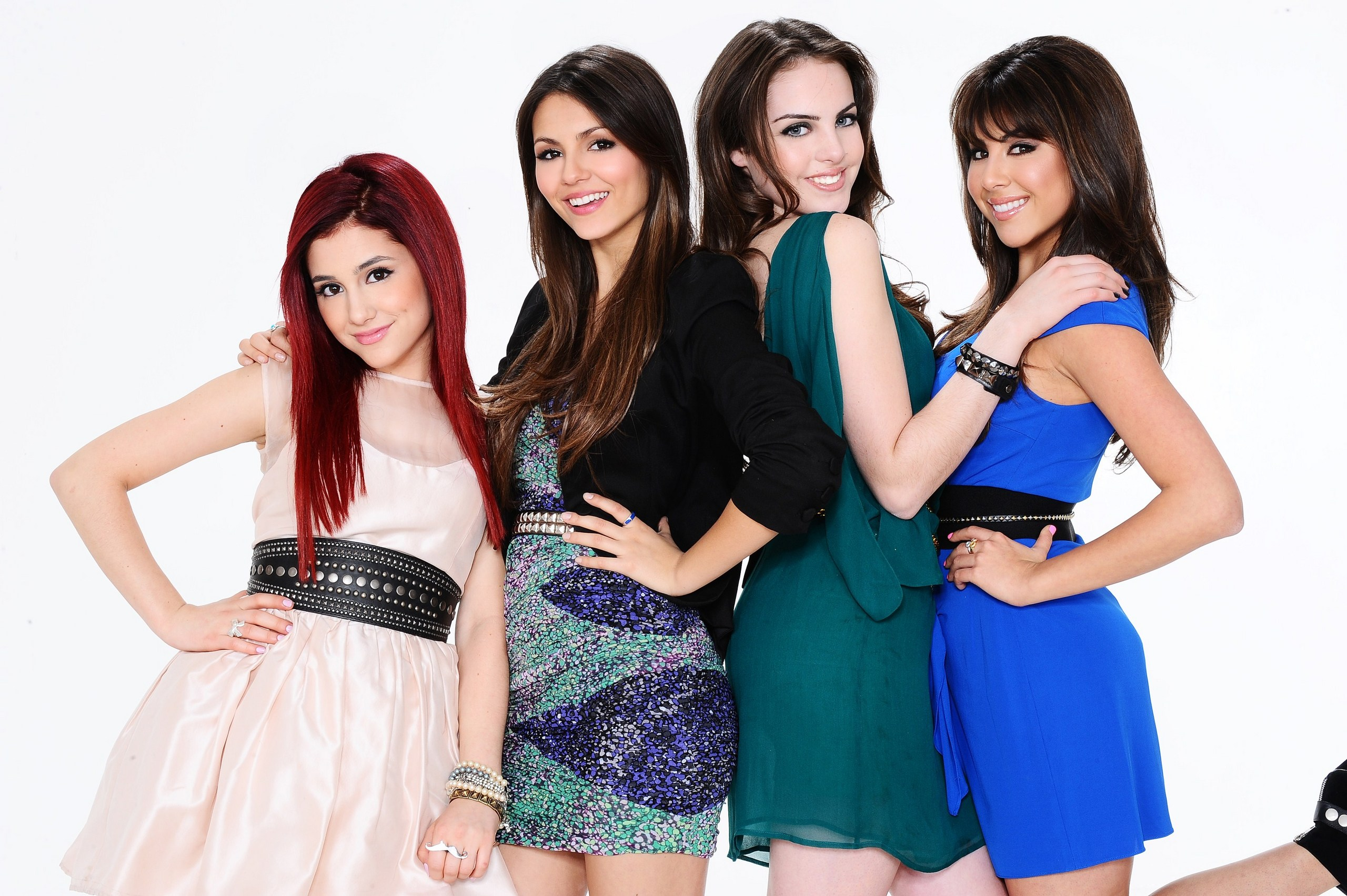 Victorious Las Chicas