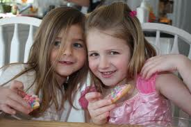 me age 7 and my friend