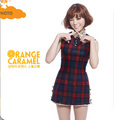 orange caremel
