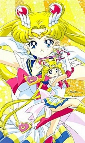 Bakugan and Sailor Moon! wallpaper containing animê titled sailor moon