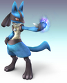 ssbb lucario - super-smash-bros-brawl photo