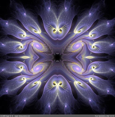 symmetry is beutiful...