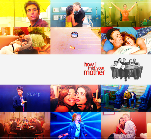 dacastinson and _naiza wallpaper called <3 HIMYM