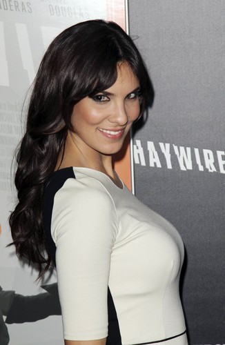 'Haywire' Premiere [January 5, 2012]