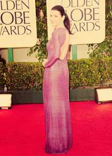 Julianna Margulies - 69th Annual Golden Globe Awards
