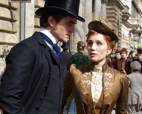 "*NEW* Gorgeous Robert Pattinson ""Bel Ami"" Stills - robert-pattinson Photo"