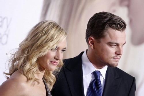 &#34;Revolutionary Road&#34; World Premiere - kate-winslet-and-leonardo-dicaprio Photo