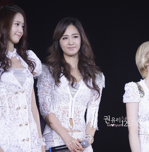 Yuri @ 2012 Girls Generation Tour in Hongkong - kwon-yuri Photo