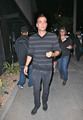 01.06.12 - Leaving Trousdale Club - mark-salling photo