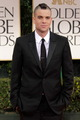 01.15.12 - 69th Annual Golden Globe Awards - Arrivals - mark-salling photo