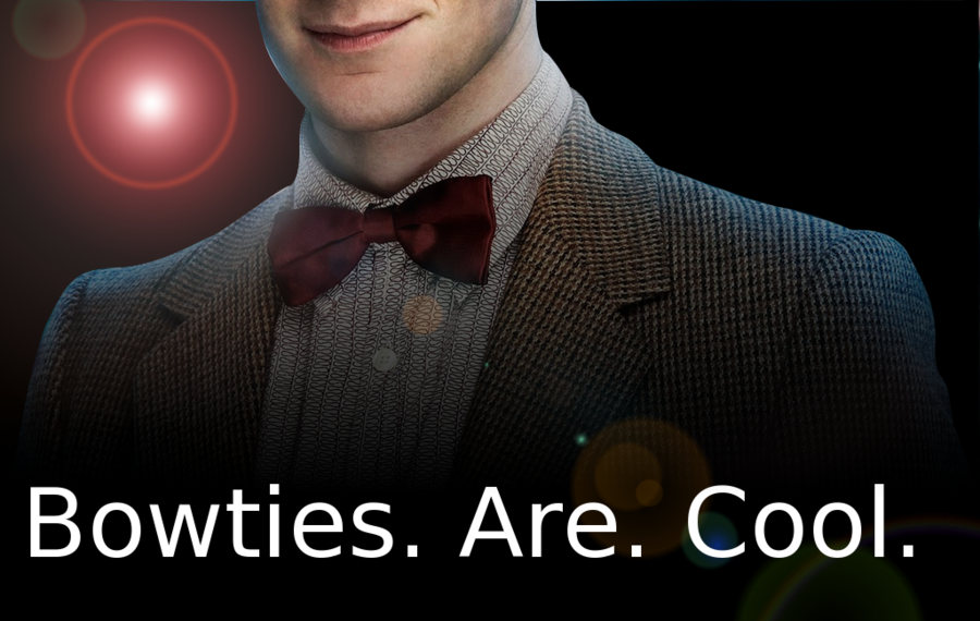 11th doctor bowties are cool doctor who for whovians