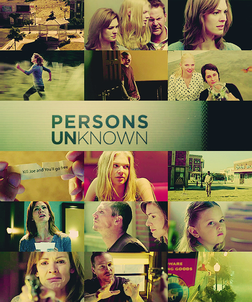 Persons Unknown Images 15 Caps Per Episode Wallpaper And Background