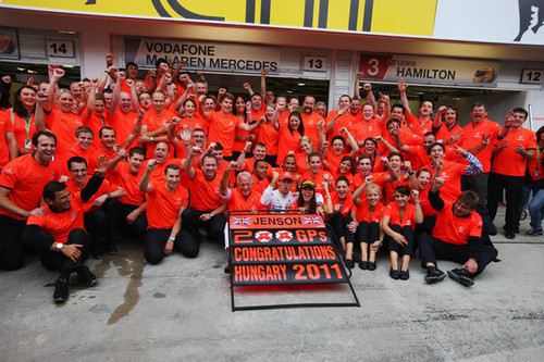 2011 Hugarian GP