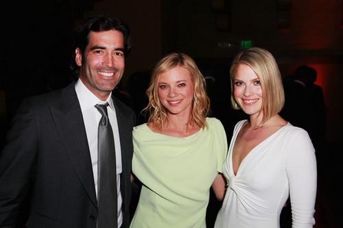 2012 Art of Elysium Heaven Gala - Cocktails (January 14) - ali-larter Photo
