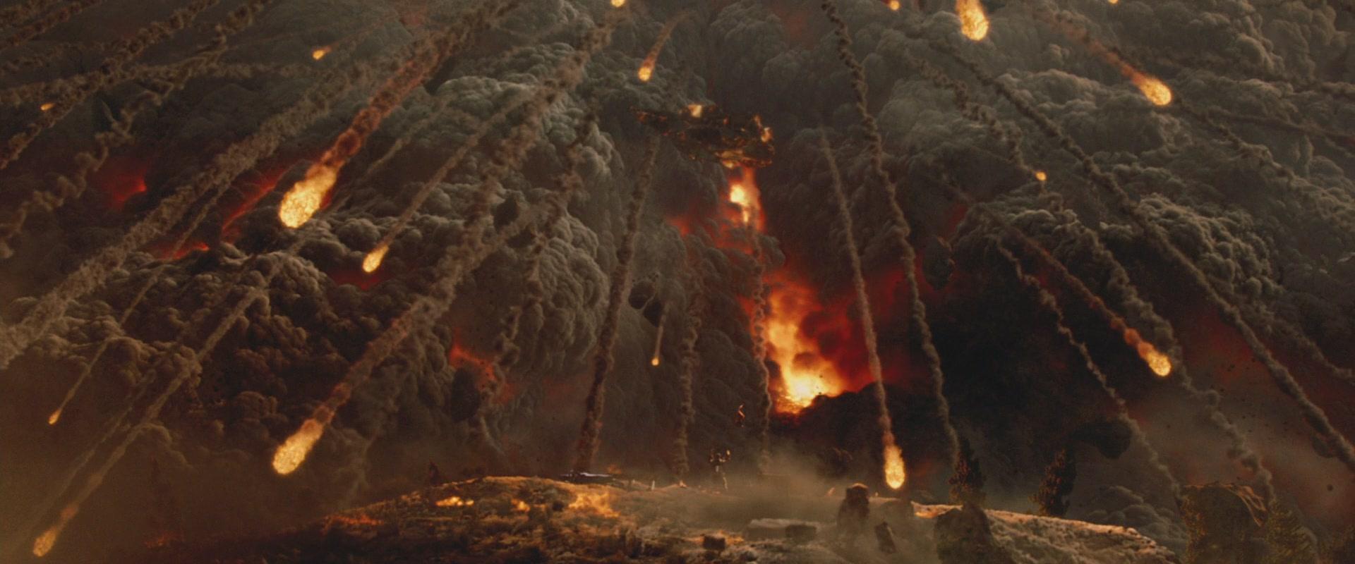 фильмы онлайн про катастрофы вулкан