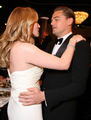 64th Annual Golden Globe Awards - kate-winslet-and-leonardo-dicaprio photo