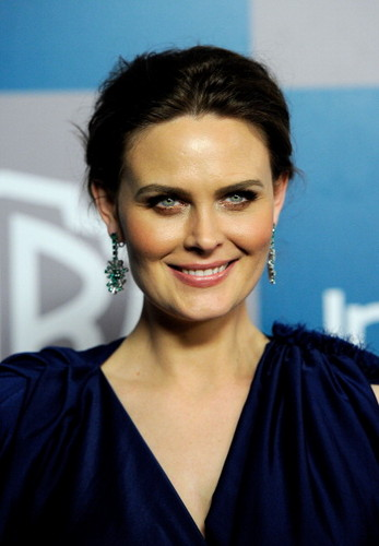 Emily Deschanel images 69th Annual Golden Globe Awards - Instyle After Party [January 15, 2012] wallpaper and background photos